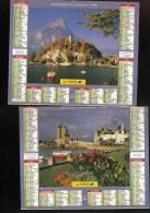 Almanach Ptt 1996 - La Poste - Calendriers