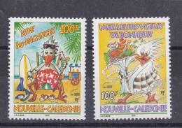 Nouvelle-Caledonie N° 835 Et 836** Neuf Sans Charniere - Nueva Caledonia