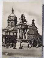 63 - Clermont Ferrand - Statue De Vercingétorix Et Eglise Des Minimes - Scan Recto-verso - Clermont Ferrand