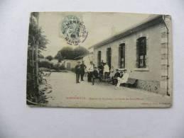Sainte-Menehould, Quartier De Cavalerie. Le Cercle Des Sous-officiers. - Sainte-Menehould