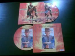 "JOHNNY HALLYDAY : RARE PICTURE DISC 25CM    "" LE SPECIALISTE "" - Vinyles"