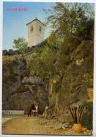 Espagne--GUADALEST---Castell De Guadalest--Entrée De L'ancien Village (animée,âne),cpm N° 18  éd Postales Galiana - Autres