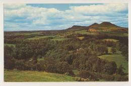 The Eildon Hills From Bemersyde - Berwickshire