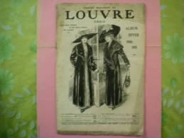 LOUVRE ALBUM HIVER 1910-1911 - Publicités
