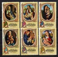 AITUTAKI - 1974  NATALE NOEL CHRISTMAS ** - Aitutaki