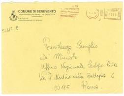 BENEVENTO  82100   BENEVENTO  ANNO 2004 - AMR  FTO18X24    - STORIA POSTALE DEI COMUNI D´ITALIA - POSTAL HISTORY - Affrancature Meccaniche Rosse (EMA)