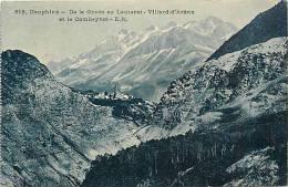 Hautes Alpes : Nov12 702: Le Dauphiné  -  Villard-d'Arène  -  Combeynot - Non Classés