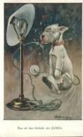 Hund Dog BONZO Signiert  Das Ist Das Höchste Der Gefühle - Comicfiguren