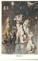 Hund Dog BONZO Signiert  Bell-Arie - Comicfiguren