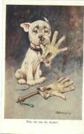 Hund Dog BONZO Signiert  Was Ich Von Dir Denke - Comicfiguren
