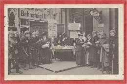 Germany - MAGDEBURG - Bahnhof - Gare - Deutsche Bahnhofs Mission - Rotes Kreuz - Croix Rouge - Feldpost - Magdeburg
