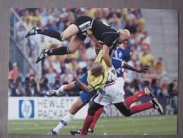 RONALDO Et Fabien BARTEZ En Finale De La Coupe Du Monde 1998 - Reproducciones