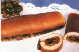 Lote PEP350, Colombia, Postal, Postcard, Caldas, Municipio De Aguadas, Golosina Tipica, Pionono, Typical Candy - Colombia