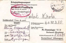 Feldpost 2. WK - Deutschland