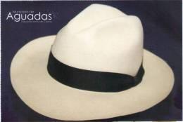 Lote PEP352, Colombia, Postal, Postcard, Caldas, Municipio De Aguadas, Sombrero Tipico, Typical Hat - Colombia