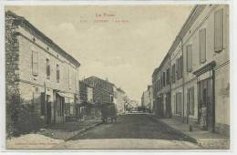 CAGNAC (TARN - 81) - CPA - LA RUE - France