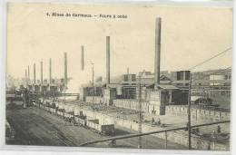 CARMAUX (TARN - 81) - CPA - MINES - FOURS A COKE - Carmaux