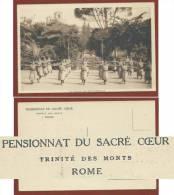 ROMA TRINITA' DEI MONTI PENSIONATO DEL SACRO CUORE - SAGGIO GINNICO - NUOVA - Parks & Gardens