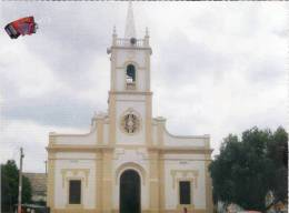 Lote PEP356, Colombia, Postal, Postcard, Festival Cuna De Acordeones, Villanueva, Guajira, Iglesia, Church, Acordeon - Colombia