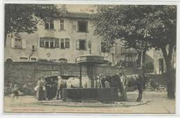 LACAUNE LES BAINS (TARN - 81) - CPA - LA FONTAINE - France