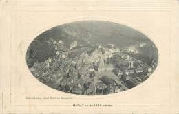 15-29  CPA MURAT Vue De 1200 Mètres   Belle Carte - Murat