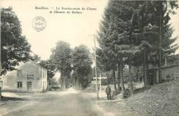 981396 BOUILLON LE RENDEZ VOUS DE CHASSE ET CHEMIN DE DOHAN - Bouillon