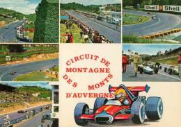 AUVERGNE CIRCUIT DE CHARADE MULTIVUES - France