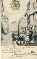 Verviers -Quai De La Batte - Top Animation -1907 ( Voir Verso ) - Verviers