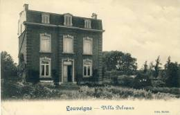 Louveigné - Villa Delvaux ( Voir Verso ) - Sprimont