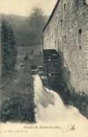 Barse-lez-Huy - Moulin- Roue à Aubes -1906  ( Voir Verso ) - Modave