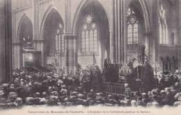 CPA 57  NOISSEVILLE ,Inauguration Du Monument. (pendant Le Sermon.)animée... - France