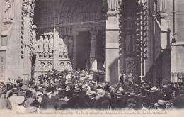 CPA 57  NOISSEVILLE ,Inauguration Du Monument.(Salut Des Drapeaux.)animée... - France