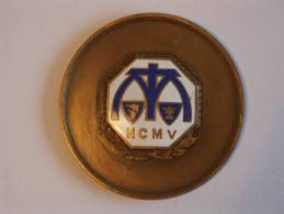 Medaille NCMV Nationaal Christelijk Middenstandsverbond - België