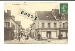 CPA 28 Maintenon - Rue Saint Pierre N° 28 - France