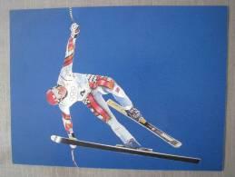 SKI - Hermann Maier - J.O 1998 à Nagano. - Reproducciones