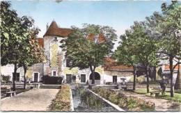 SAINT-AMAND-MONTROND - Le Jardin Du Musée - Saint-Amand-Montrond