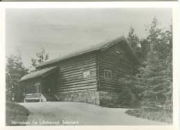 Norway, Hovestuen Fra Lilleherred, Telemark, Mini Photo [12530] - Other