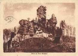 57 - CPA - Ruines Du Vieux WINDSTEIN - France