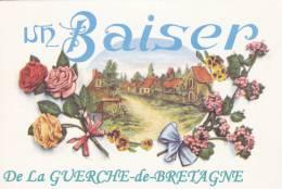 LA  GUERCHE DE BRETAGNE - Un Baiser - La Guerche-de-Bretagne