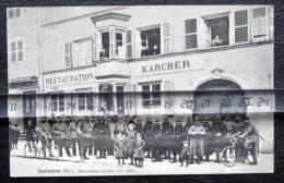 Sarre-Union Rare Restaurant  Karcher - Sarre-Union