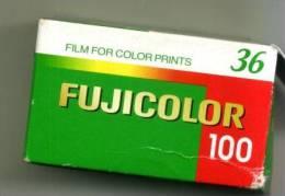 Pellicola - Rullino Fotografico Fujifilm 100 - Da 36 Film For Color Prints - Matériel & Accessoires