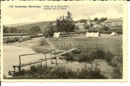 GRUMELANGE  ( MARTELANGE  )   VALLEE HAUTE SÛRE  PONCEAU SUR LA RIVIERE - Martelange