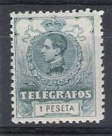 01617 Telegrafos Edifil 52** - Télégraphe
