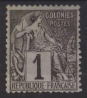 #34# COLONIES GENERALES N° 46 (*) - Alphee Dubois