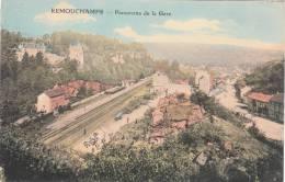 Remouchamps - Panorama De La Gare - Aywaille