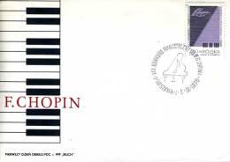 POLOGNE - 1970 -  CHOPIN - Musica