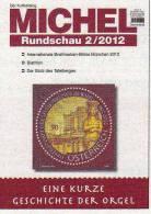MICHEL Briefmarken Rundschau 2/2012 Neu 5€ New Stamps Of The World Catalogue And Magacine Of Germany - Deutsch (ab 1941)