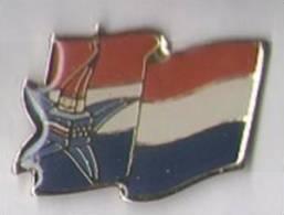 Albertville92. Drapeau Hollandais - Olympic Games