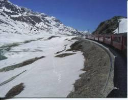 UNESCO World Heritage - Switzerland-Italy - Site UNESCO - Rhaetian Railway In The Albula Bernina - Echecs