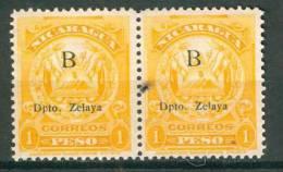 Nicaragua  Dpto. Zelaya Michelno. 75 Type I Paar  Ongebruikt (7119) - Nicaragua